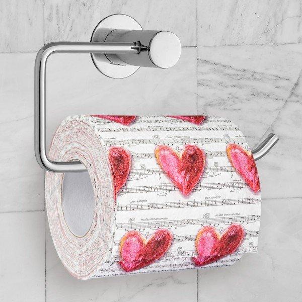 Witzigspassgeschenke - Toilettenpapier Love Song - Onlineshop Geschenke24