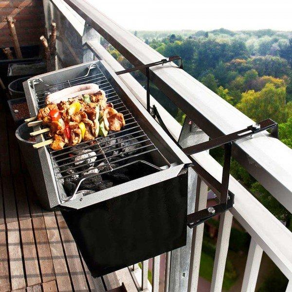 Balcony BBQ - Barbecue Grill für den Balkon