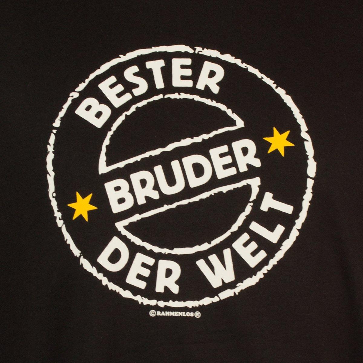 T-Shirt - Bester Bruder