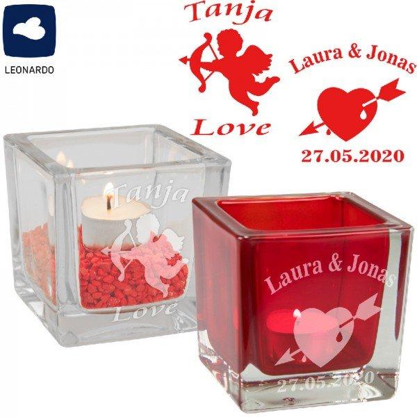 Teelicht-love