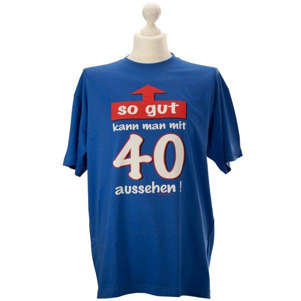 T-Shirt - Aussehen mit 40