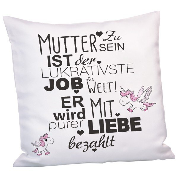 - Kissen Muttertag - Onlineshop Geschenke24