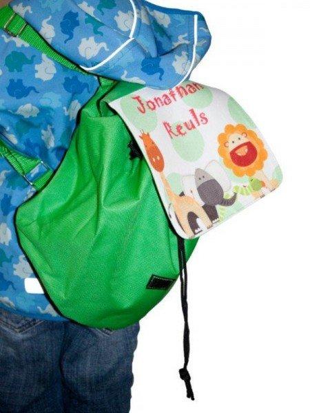 Rucksack für Kinder mit Wunschname