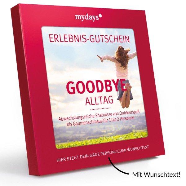 Magic Box - Goodbye Alltag von mydays