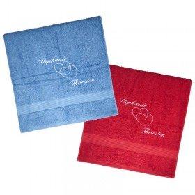 Handtuch-Set für Paare