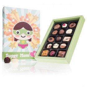 Schokoladen-Pralinen - Super Mom Deluxe