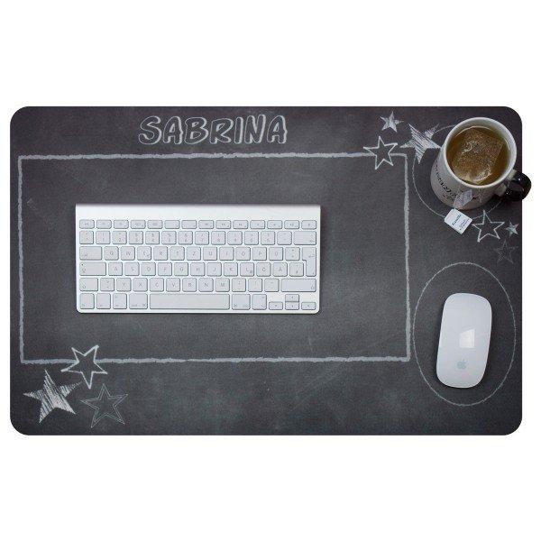 Schreibtischunterlage - Sternchen