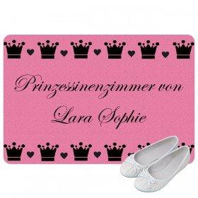 Fußmatte - Prinzessin