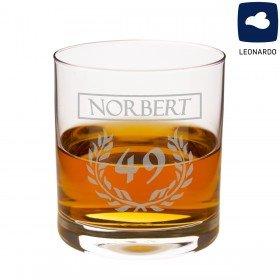 Whiskyglas - Geburtstag