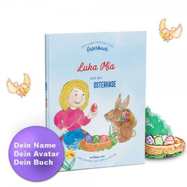 Personalisiertes Kinderbuch - Dein Osterbuch
