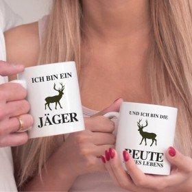 Tassen Set - Ich bin ein Jäger