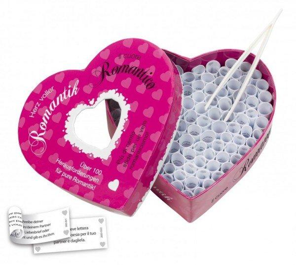 Losbox - Herz voller Romantik