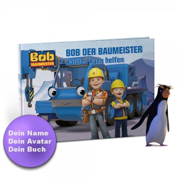 Personalisiertes Kinderbuch - Bob der Baumeister und Du