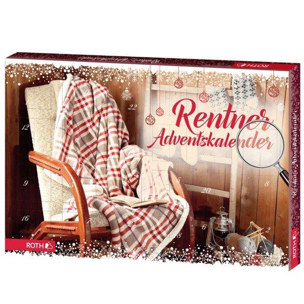 Rentner - Adventskalender