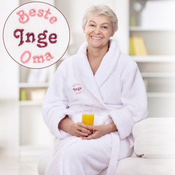 Bademantel - Beste Oma