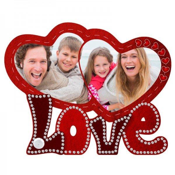 Aufsteller Love mit Wunschfotos