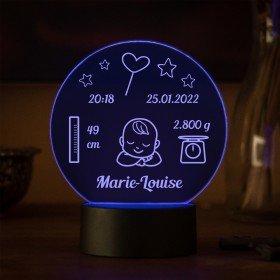 LED-Leuchte zur Geburt