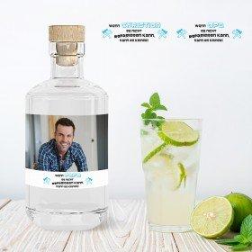 Gin mit Foto - Wenn er es nicht reparieren kann
