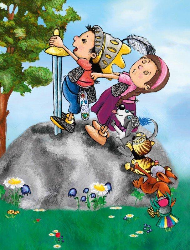 personalisiertes kinderbuch  der kleine könig und du