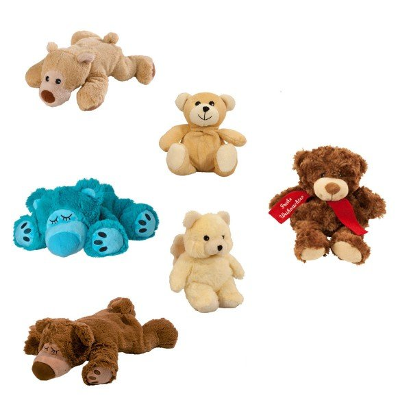 Wärmestofftiere - Bären