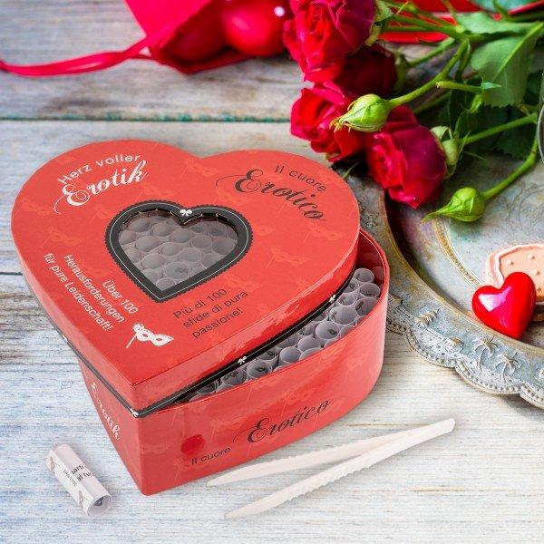 - Losbox Herz voller Erotik - Onlineshop Geschenke24