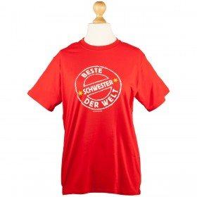T-Shirt - Beste Schwester