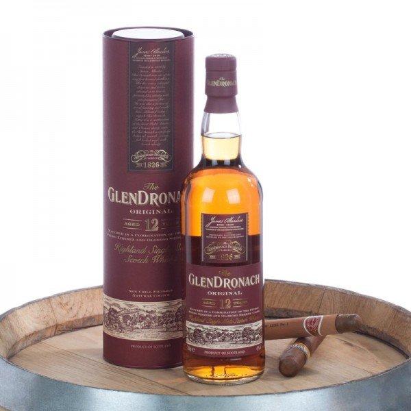 Glendronach 12 Years - Schottischer Whisky