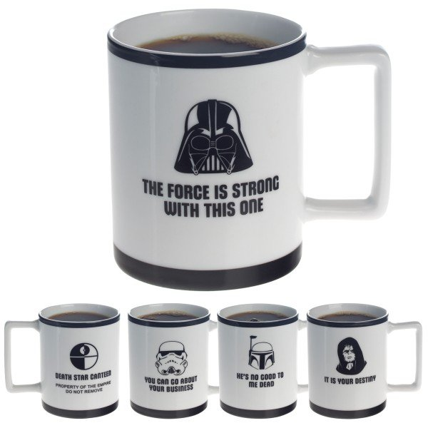 Star Wars-Becher