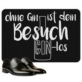 Fußmatte - Gin