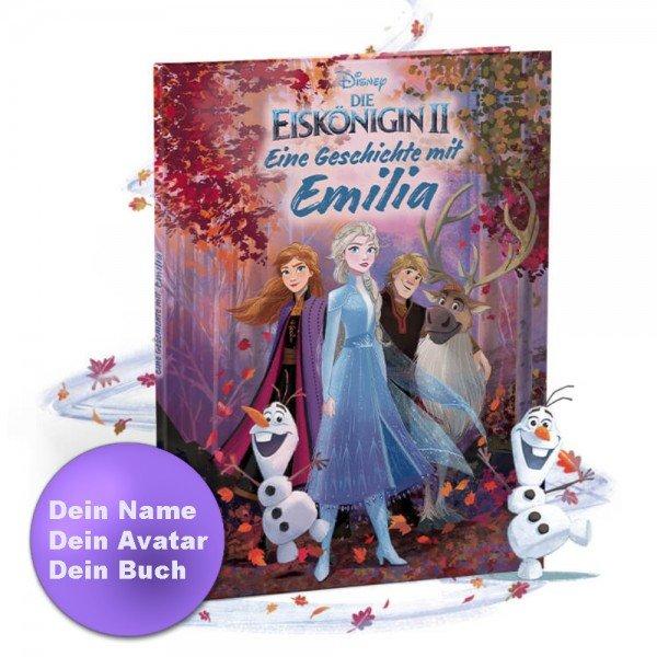 - Personalisiertes Kinderbuch Die Eiskönigin 2 - Onlineshop Geschenke24