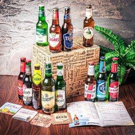 12 Biere aus aller Welt