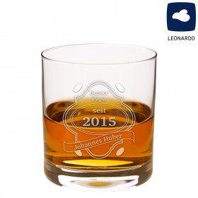 Whiskyglas - Bester Papa