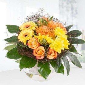 Blumen zum Verschicken - Bumenstrauß - Sonnentanz