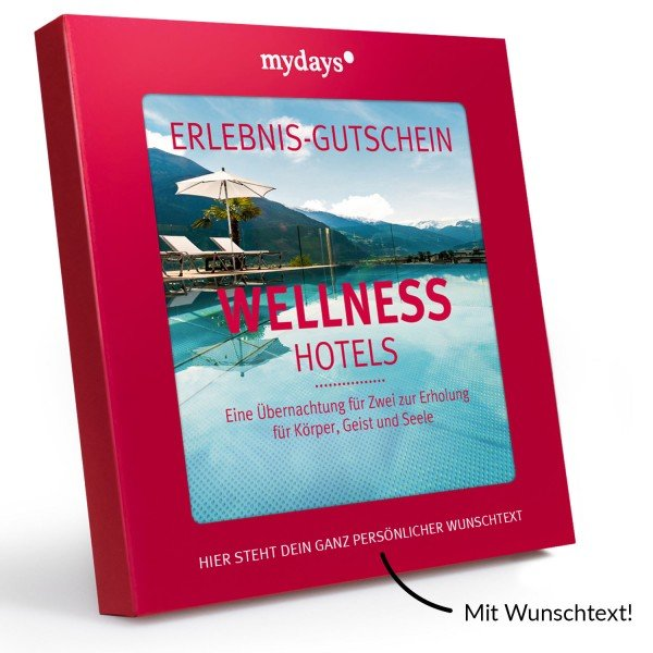 Magic Box Wellnesshotels von mydays