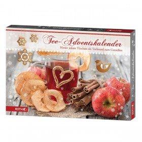 Tee-Adventskalender - Auszeit vom Alltag