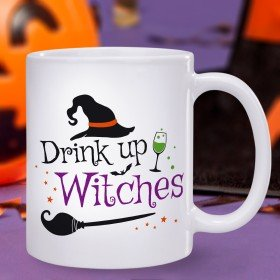 Tasse - Drink up Witches