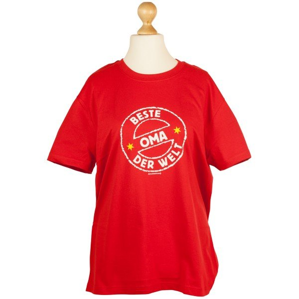 T-Shirt - Beste Oma
