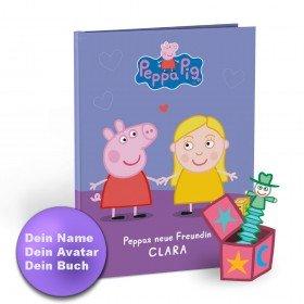 Personalisiertes Kinderbuch - Peppa Pig und Du