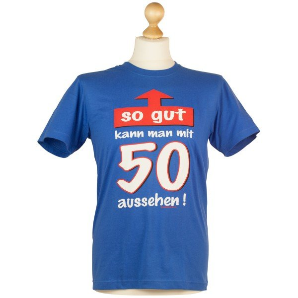 T-Shirt - Aussehen mit 50