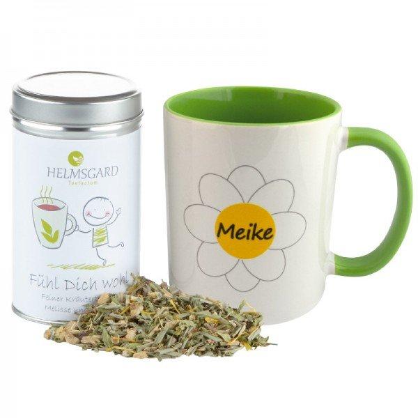 Tee-Set - Fühl Dich wohl (Tee)