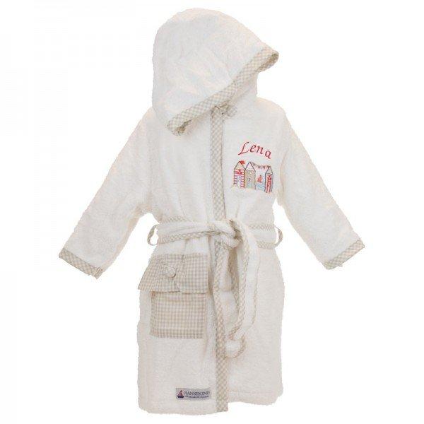 Individuellbabykind - Bademantel für Kinder von Hansekind - Onlineshop Geschenke24