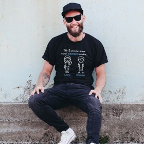 T-Shirt - Schönste Gründe zum Vatersein