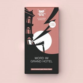 Krimi-Dinner für Zuhause: Mord im Grand Hotel