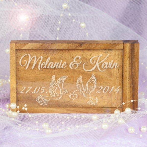 Magische Geldgeschenkebox - Hochzeit