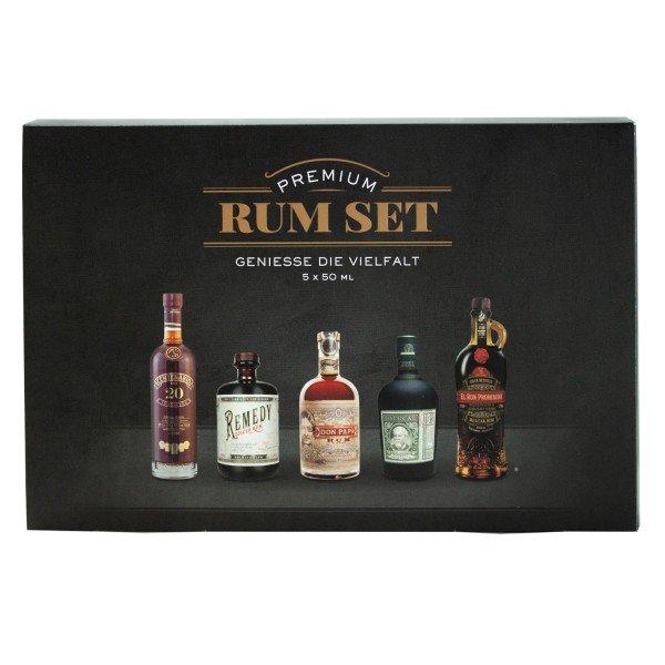 - Rum Tasting Set - Onlineshop Geschenke24