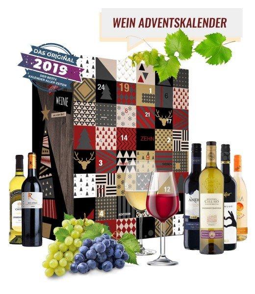 Wein Adventskalender