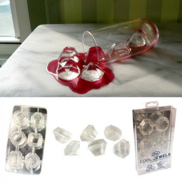 Eiswürfel Diamanten